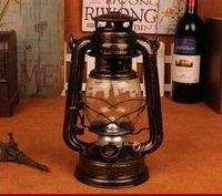 Wholesale Kerosene lamp wicks vintage Kerosene lamp Kerosene lamp restoring ancient ways of old fashioned pub camping the the lantern