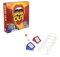 best new years cards - New Hot Speak Out Game KTV party game cards for party Christmas gift newest best selling toy