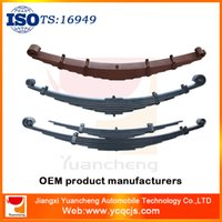 Wholesale Cabin Leaf Spring Man Tga Truck Parts Scania Leaf Spring