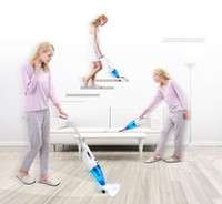 Wholesale 2 in Corded Upright Stick Handheld Vacuum Cleaner with HEPA Filtration Crevice Tool