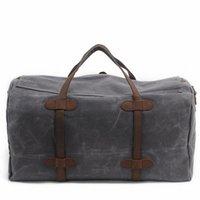 batik handbag - The new batik canvas travel bag handbag leisure short tide Crossbody Bag Large Volume waterproof male