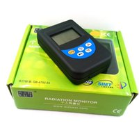 Wholesale FS2011 Updated Geiger Counter Personal Alarm Dosimeter Radiation Tester Japanese English version
