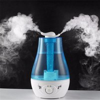 Wholesale 2 L Ultrasonic Humidifier Aromatherapy Diffuser Air Freshener for Home Office