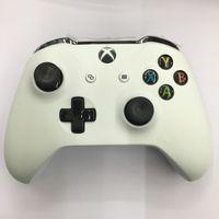 Nuevo blanco negro para controladores inalámbricos de Xbox One controlador para oficial XBOX ONE Gamepad joystick con 3,5 mm de auriculares Jack