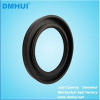 ISO 9001: 2008 DMHUI seal factory Joint d'étanchéité haute pression 45 * 65 * 7/6 ou 45x65x7 / 6 NBR caoutchouc Type BAKHDSN utilisé pour moteur hydraulique 45 * 65 * 7 / 6mm