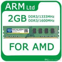 Wholesale DDR3 GB PC3 RAMs For AMD Memory MHz MHz GB Desktop Ram Memoria Lifetime Warranty