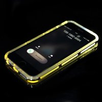 For Apple iPhone TPU Red 2016 Hot selling clear TPU led light calling flashing cell phone case cover for iphone 5 5S SE 6s 6 7 7S plus