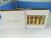 Wholesale Kylie Jenner KOKO Kollection lipstick Set Koko Kylie Cosmetics kollaboration Gold Metal Matte lipstick KHLOE Limited Edition