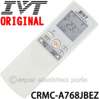 Wholesale ORIGINAL NORDIC INVERTER IVT Remote Control CRMC A768JBEZ CRMC A669JBEZ for SHARP IVT Air Conditioner Remote Control