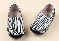 Unisex animal flooring - Zebra Triple White Highest Version Kids Casual Shoes Jeff Store