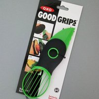 Wholesale Hot sale Good Grips IN Avocado Slicer With Knife Pitter Peeler And Scoop Kitchen Utensil Tool