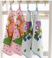 Wholesale Special Children s printing factory direct cute cartoon towel towel printed cotton towel daily necessities