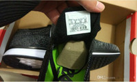 Wholesale hot newest QUALITY RACERS RUNNING SHOES ALL Black MAN SNEAKERS with box
