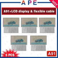 Wholesale A91 LCD display flexible cable for Starline A91 car remote keychain A91 LCD display pin Train
