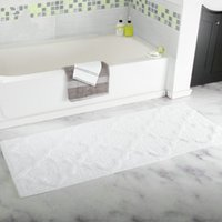 Wholesale Oversized Bath Mat Absorbent Anti Slip Mat Bedroom Rug Large Bathroom Mat Highly Absorbent Soft Underfoot Easy Care Washable Size cm
