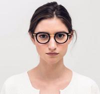 Wholesale Brand Glasses DITA EDMONT Round Retro Vintage Reading Glasses Frame Eyeglasses Frame for Women Men Designer Myopia Optical Frame K Gold