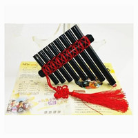 bamboo pan flute - Pipes Pan Flute Bamboo Flute Monthly Biography Style Woodwind Instruments Panpipes Flauta Handmade Folk Musical Instruments