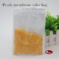 Wholesale White Clear Self Seal Zipper Plastic Packaging Bag Ziplock Zip Lock Bag Package with Hang Hole Spot package