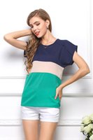 assorted tees - New Fashion Vintage Summer Style female T shirt Assorted Colors Short sleeved t shirts Tee Women Shirt Plus Size