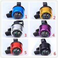 Wholesale Mountain bike bell the compass bell bicycle horn ringing the bell sports cycling equipment accessories