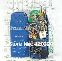 Wholesale Unassembled FM radio walkie talkie diy kit Suite FM radio walkie talkie kit DIY Intercom Kit DIY