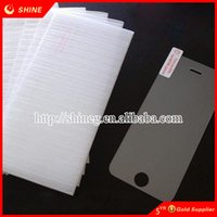 Wholesale Alibaba gold supplier H temepred glass screen protector for iphone5