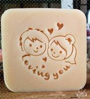 Wholesale china Handmade soap original nature good health body face Skin Pure Herbal Hand made Soap