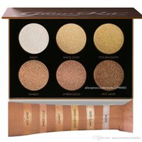Easy to Wear bar of chocolate - Glow Kit Ultimate Bronzer And Highlighter Eyeshadow Palette Chocolate Bar Eye Shadow The Powder Of Makeup Gifts Sets