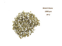 Wholesale PP High Quality Watch Parts Stones Rhinestones Middle East Diamond Watch Repair Part