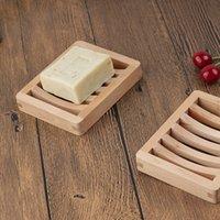 Wholesale 2016 New Fashional Bathroom Soap Tray Handmade Soap Dish Wooden Dish Wooden Soap Dish As Holder
