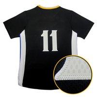 Precio de Camiseta para correr verde-La camisa corriente cosida doble negra del negro del oro blanco de Klay Draymond Green del amarillo del bordado del jersey de los hombres libera el envío