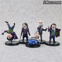 batman tv set - Toys Hobbies Action Toy Figures set DC Comics Batman The Dark Knight The Joker Mini PVC Figures Collection Toy Model Doll CSCEB11