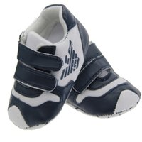bebe sports - Brand PU Leather Baby Shoes Newborn Baby Boys Girls Sport Shoes Bebe Toddler Spring Autumn First Walker Shoes Size