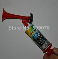 air horn pump - Small Handheld Portable Super Blast Airhorn Air Horn Pump High Tone Mini cheer for your team