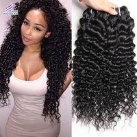 Natural Color 100g Kinky Curly Brazilian Hair Bundles Brazilian Kinky Curly Hair 4 bundles Human Hair Weaves Natural Black Can be Dyed and Bleached