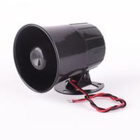 Wholesale iztoss Car Van Truck Tone Loud Security Alarm Siren Horn V