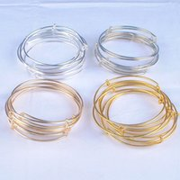 best wire rope - Alex Ani golden sliver color bracelets Bangle iron wire loop alex and ani bracelet adjustable bangle wristband gifts for girls best selling