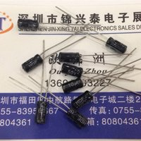 aluminium electrolytic capacitors - Pengiriman gratis uF V Electrolytic kapasitor V uF x mm aluminium kapasitor elektrolit