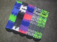 Wholesale 2016 Winter James Socks Sport Socks Men Adult Basketball Socks Digital Camouflage Breathable Stocking