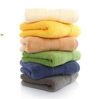 Wholesale 2016 High Quality g Cotton x35cm Towel Washcloth Saliva Hand Kid Baby Kitchen Freeze Microfiber Round Towel JF