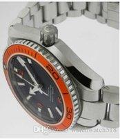 2017 AAA Luxury WATCH bracelet en acier inoxydable 42mm Pré-utilisé mais non utilisé Pro Planet Oean Hommes 232.30.42.21.01.002 montre