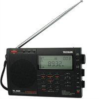 Wholesale TECSUN PL Radio PLL SSB VHF AIR Band Radio Receiver FM MW SW LW Radio Multiband Dual Conversion TECSUN PL660 Y4133A