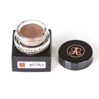 Anastas Beverly Hills Maquillage Dipbrow Pomade Maquillage sourcil Enhancers Toutes les couleurs 4g / 0.14oz Blonde Taupe Ebony Doux Moyen Brun foncé DHL