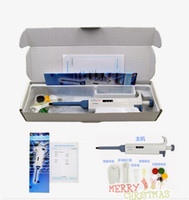Wholesale New Single Channel Pette Variable Micro Pipette Liquid Handling Transfer Pipettor MicroPipette ul