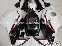 Carenados + depósito para Honda CBR 600 F2 91-94 CBR600 F2 1991-1994 1992 1993 CBR600 F2 91 92 93 94 kits de carenado # f72y3 negro blanco