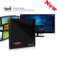 best tv hd media player - 2017 New Best R TV BOX MiNI Android OTT TV BOX RK3229 Media Player KODI smart mini PC R BOX VS MXQ PRO