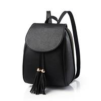Wholesale 2017 New Pu Backpack Bag Backpack Travel Version Tide Bag