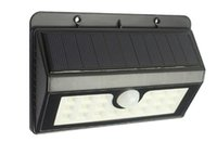 Wholesale 20 LED Solar Power Energy PIR Infrared Motion Sensor Garden Security Lamp Outdoor Panel Light Lamp