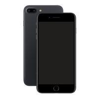 Wholesale i7 Jetblack Non Working Size Display Dummy phone fake Toy Phone Model For i s PLUS SE Opp Bag