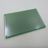 Wholesale 9x15 cm single sided tinplate universal plate x15cm thickness high quality glass plate spray tin board with the board For Arduino